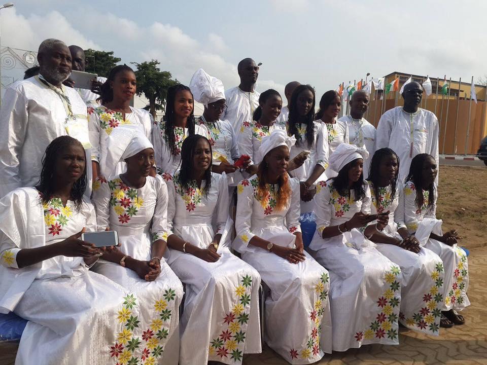 basket sénégal, francophonie 2017, lionnes u25, Sénégal