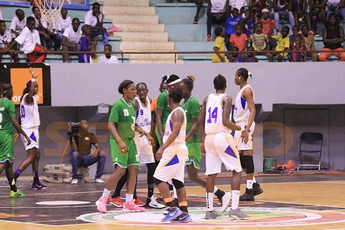 Basket, basket sénégal, championnat du sénégal, national 1, poule unique du championnat