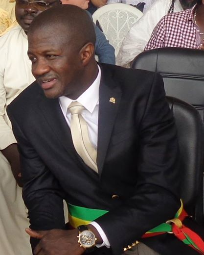 Dr Malick Diop