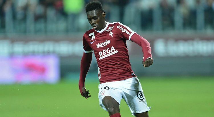 Ismaila Sarr, Ligue 1, Rennes