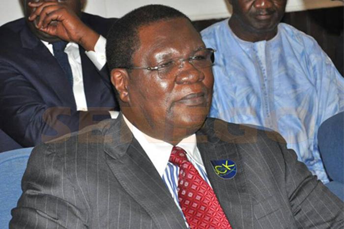 Ousmane Ngom, politique, Sénégal
