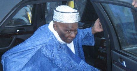 Abdoulaye Wade, départ, prière, Touba