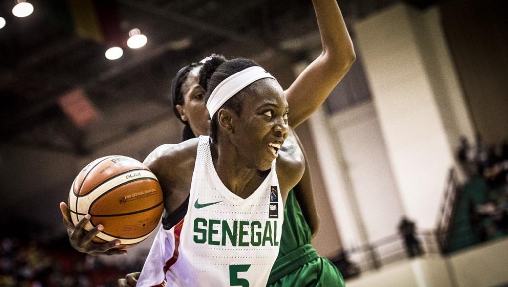 Afrobasket dames 2017 : la Guinée concède sa troisième défaite