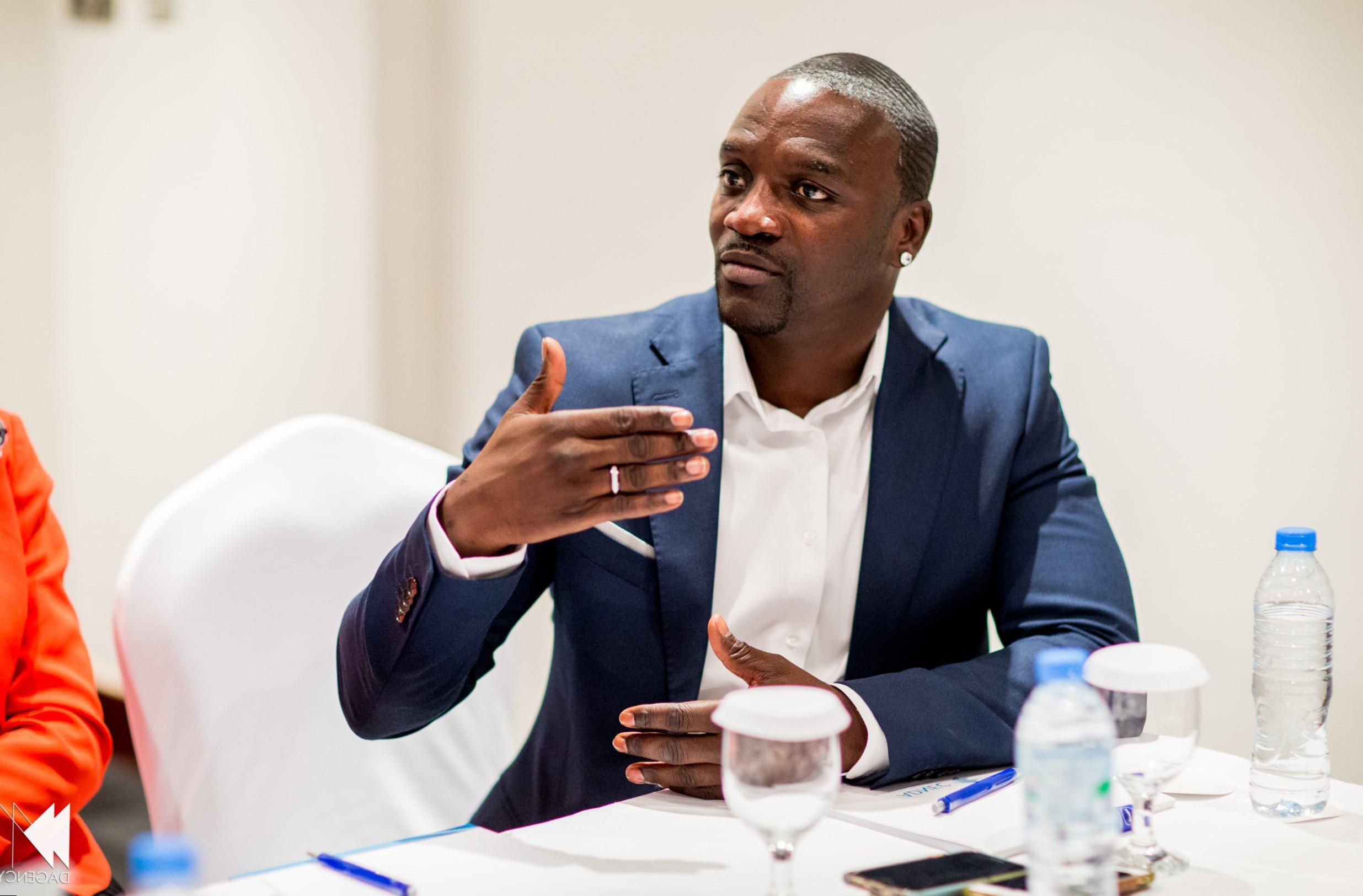 Akon annonce la monnaie virtuelle
