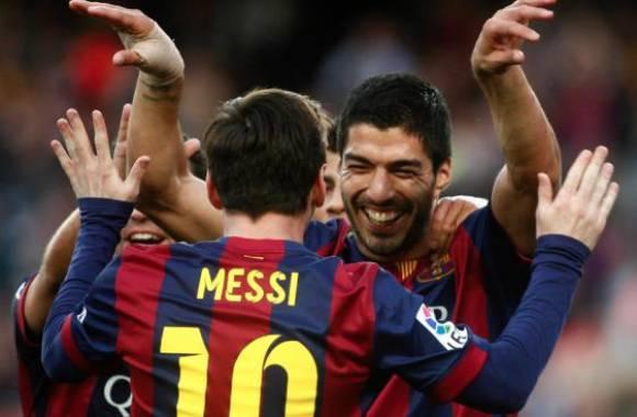 Le Barça bat largement Chapecoense — Amical