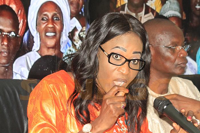 Alioune Badara Cissé, Sortie, Zahra Iyane Thiam