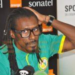 Aliou Cissé, Can, Coupe d'Afrique des Nations, équipe nationale, sénégal can
