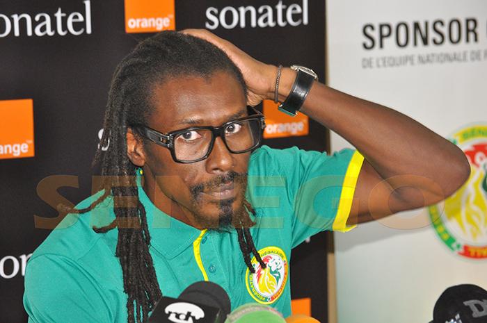 Aliou Cissé, coach des lions, équipe nationale de foot, foot, Lions du Sénégal, match Aliou Cissé, match des lions, Sénégal