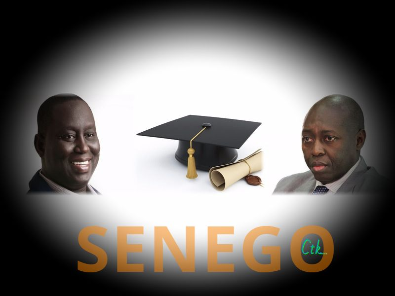 Aliou Sall – SENEGO