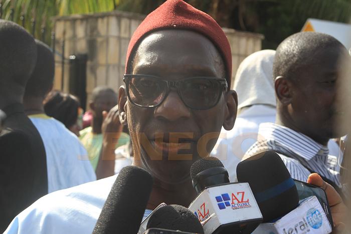Candidature, madické niang, Mamadou Diop Decroix