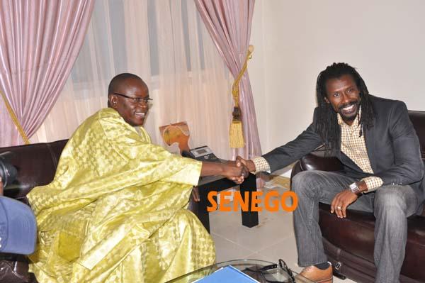 Aliou Cissé, Football, Matar Ba, ministre, salaire, Sports