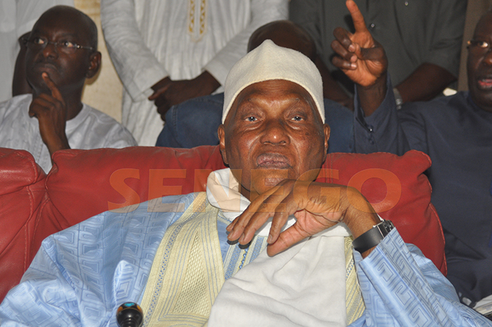 Abdoulaye Wade, ahmed, Sénégal, Sidy Lamine Niasse, Walf tv