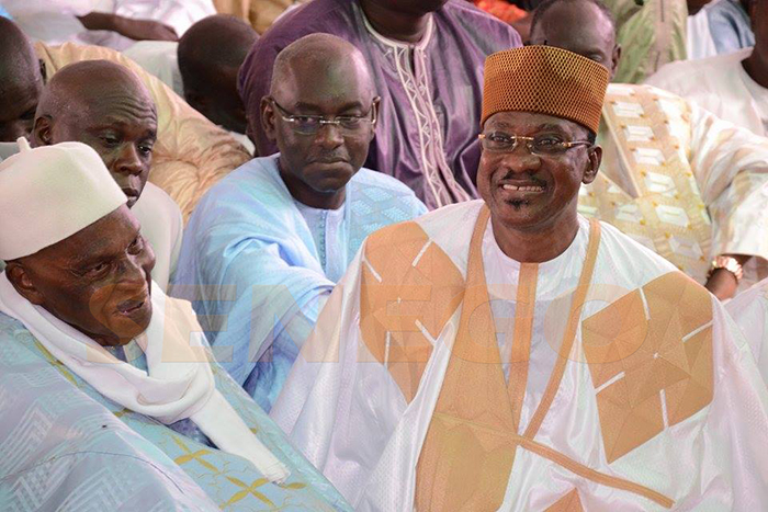 madické niang, Me Abdoulaye Wade, Réconciliation