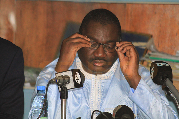 affaire des 300 millions FCFA, Afrobasket, Me Babacar ndiaye