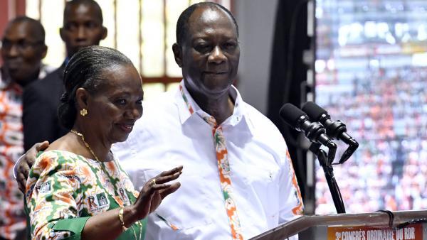 3e mandat, Alassane Ouattara, Côte d'Ivoire