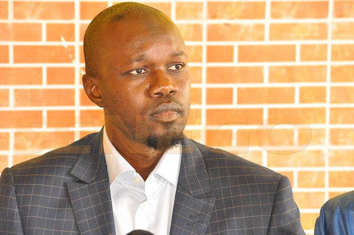 Ousmane Sonko, parrainage, Pastef, politique, Sénégal