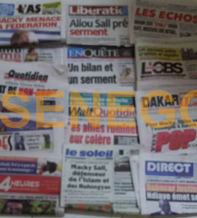 magistrature, Medias, politique, Revue de presse