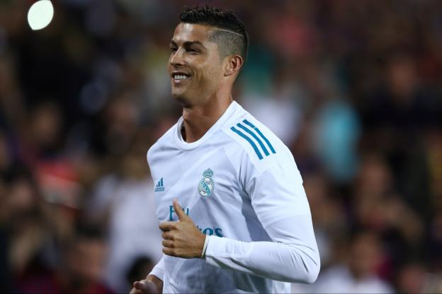 cinq favoris, Cristiano Ronaldo, Mondial 2018