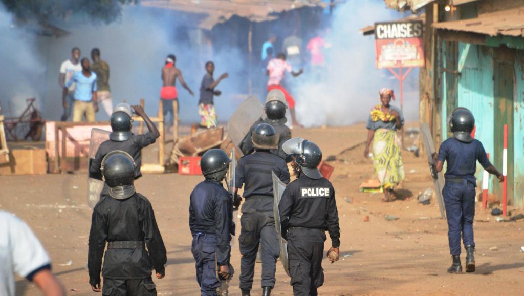 Guinée, l'opposition, manifestions, nouveau mort
