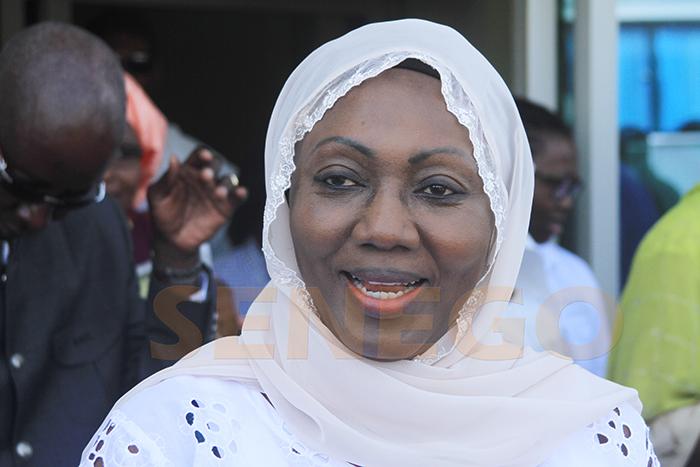 Aminata Tall, conseil économique et social, Macky Sall