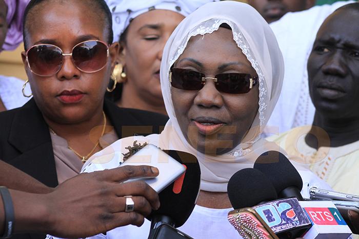 Aminata Tall, Casamance, conseil economique, social et environnemental