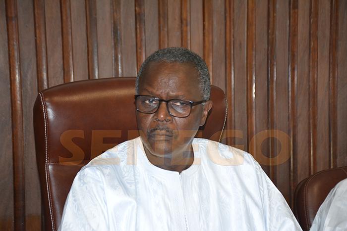 déces, Ousmane Tanor Dieng, sokhna baaly maï mbacké, Touba
