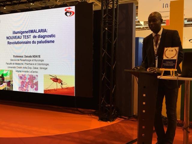 Le Professeur Daouda Ndiaye de la FMPO nommé au Conseil Exécutif de l'ASTMH
