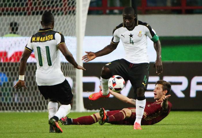 CAN 2019: Kenya et Ghana qualifiés