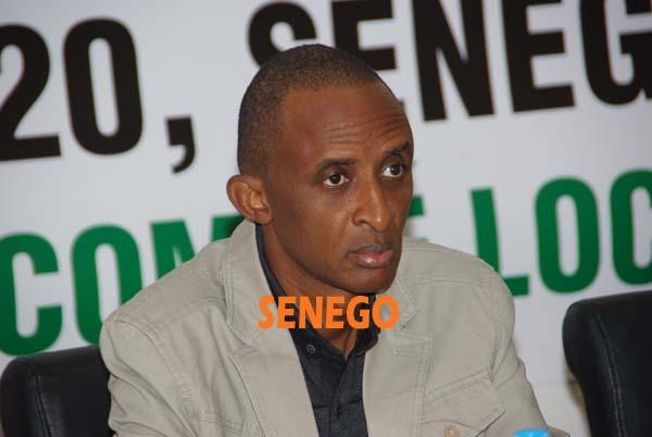 Abdoulaye Sow, conditions, Kaluga, Sénégal