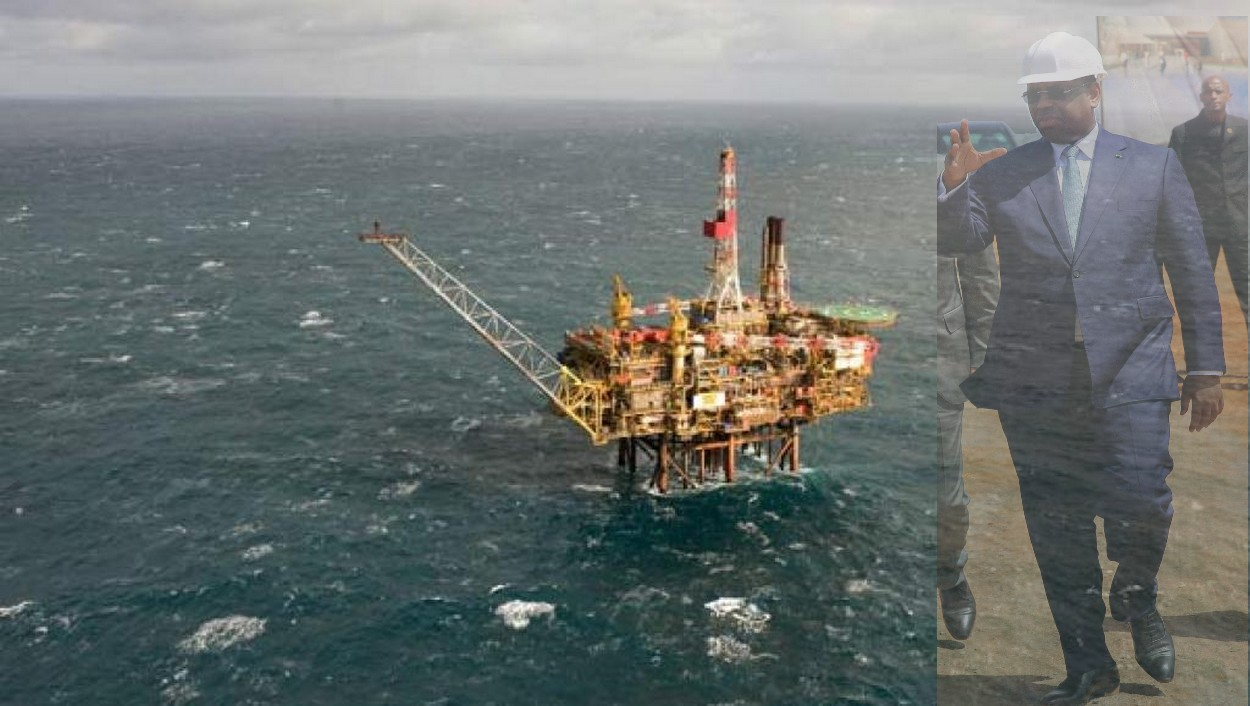 BP, Dakar Nouakchott, Kosmos Energie