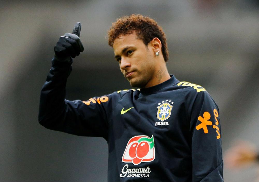 Brésil, Coupe du Monde en Russie, Neymar, Seleçao