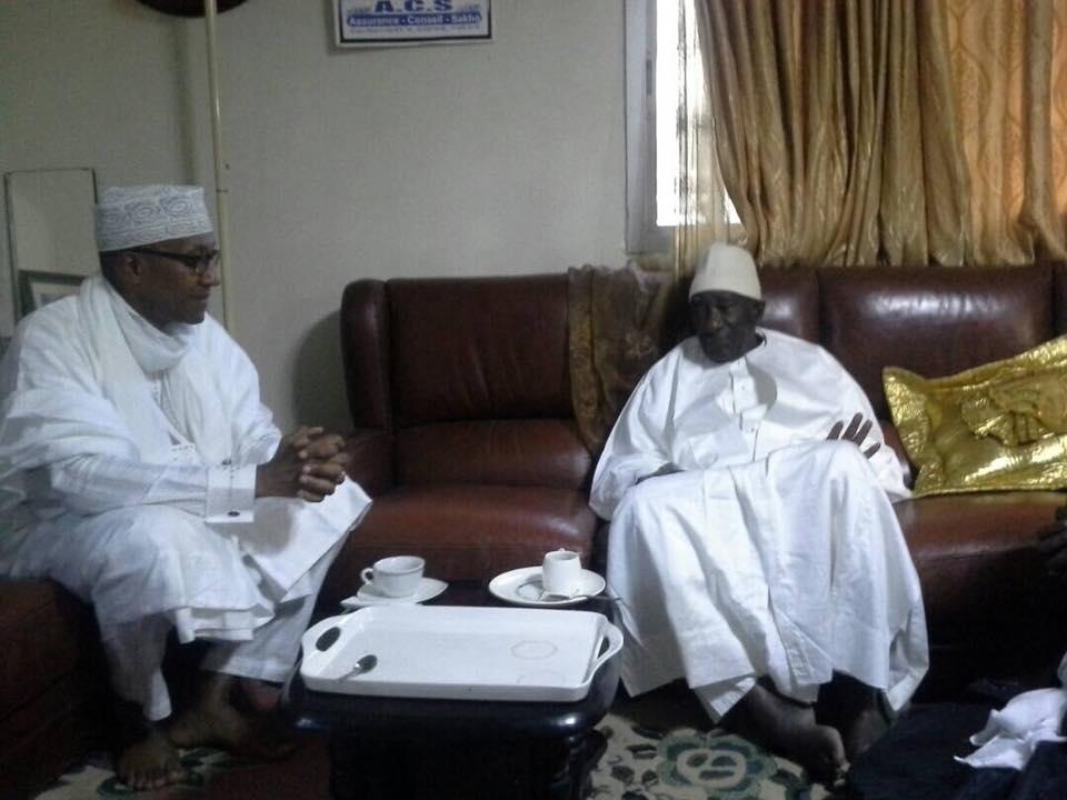 Abdoul Mbaye, décès de Serigne Bassirou Ibn Bara Mbacké, j'ai perdu tout à la fois, un ami, Un père