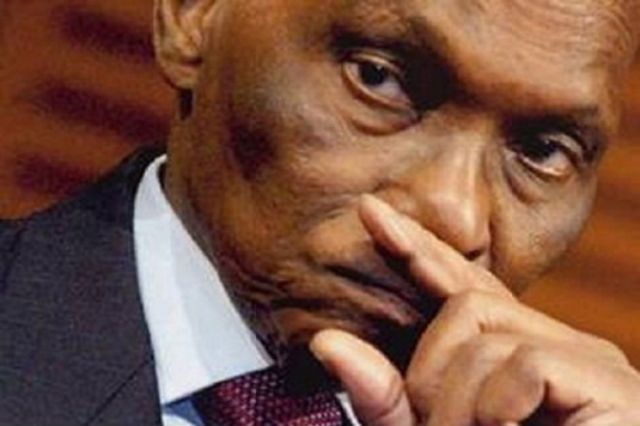 Abdoulaye Wade, Condoléances, Serigne Mountakha, Serigne Sidy Moctar Mbacké