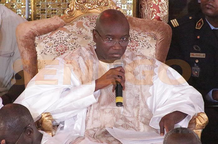 Ali Ngouille appelle, au respect des décisions, Conseil constitutionnel