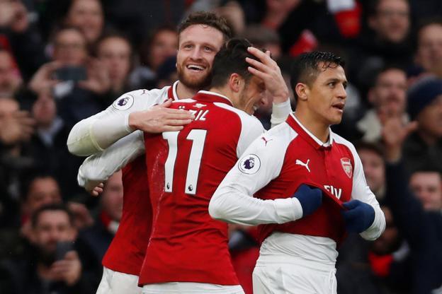 arsenal, Premier league, Tottenham