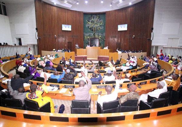 Assemblée, Constitution, Députés, Ismaïla Madior Fall, Justice