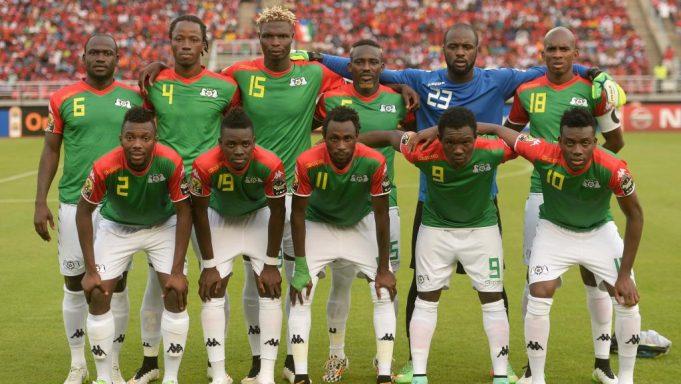 Burkina, Cap Vert, Mondial 2018, Nakoulma