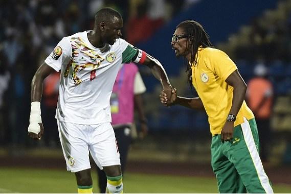 Cheikhou Kouyaté, entrainement de Lions, Mondial 2018