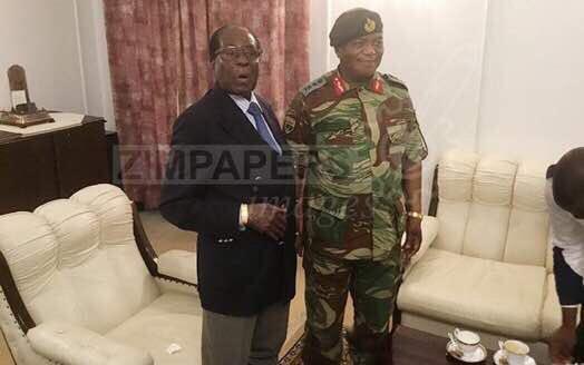 Démission, Proches, Robert Mugabe, Zimbabwe