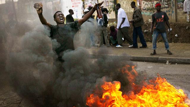 Kenya, Nairobi, quatre morts, Violences