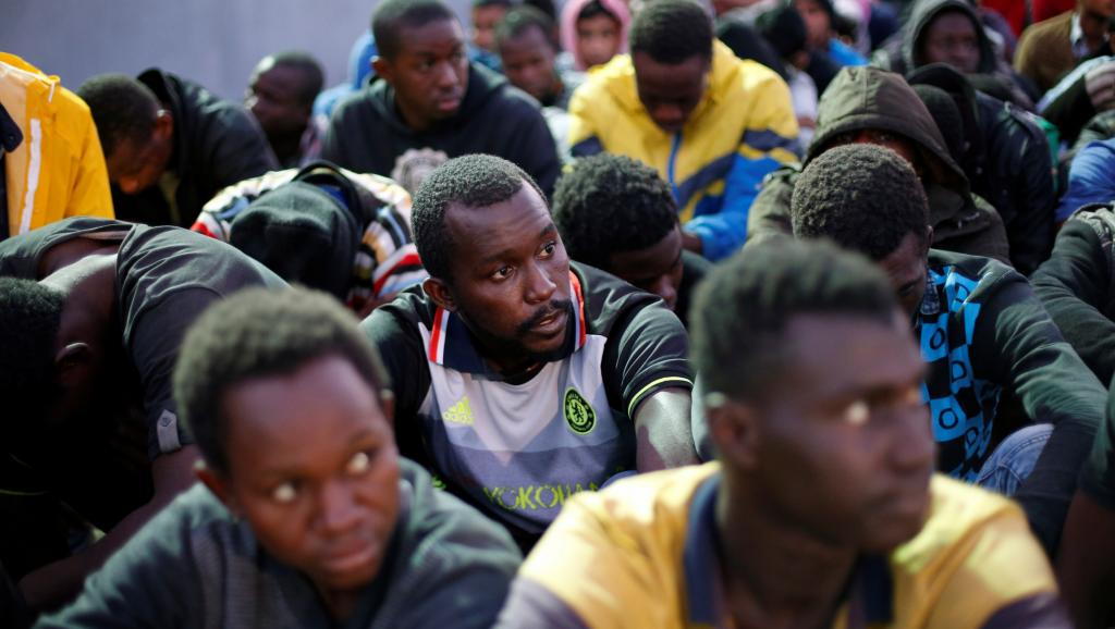 Convocation, migrant Libye, Sénégal