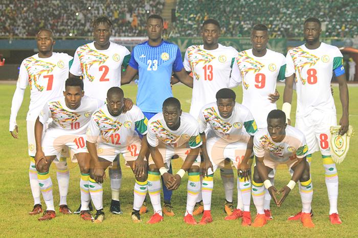 adversaires, Mondial 2018, Sénégal