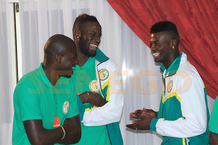Afrique du Sud, bafana bafana, Marième Faye, Ousmane Tanor Dieng, Stade Léopold Sédar Senghor