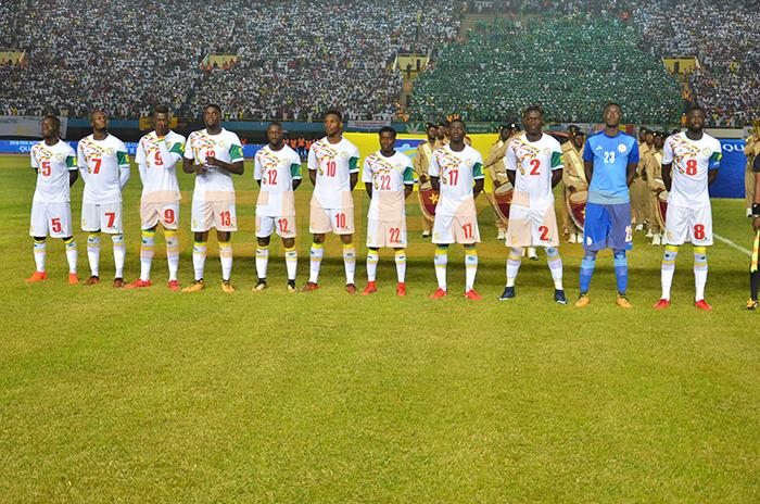 afrique, Classement fifa, monde, Sénégal