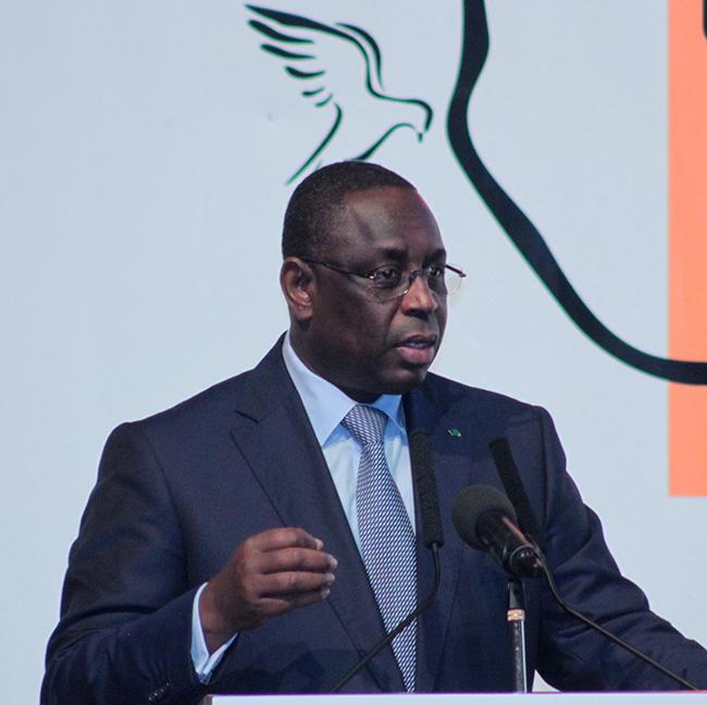 Macky Sall, Paludisme, PNLP, Sénégal