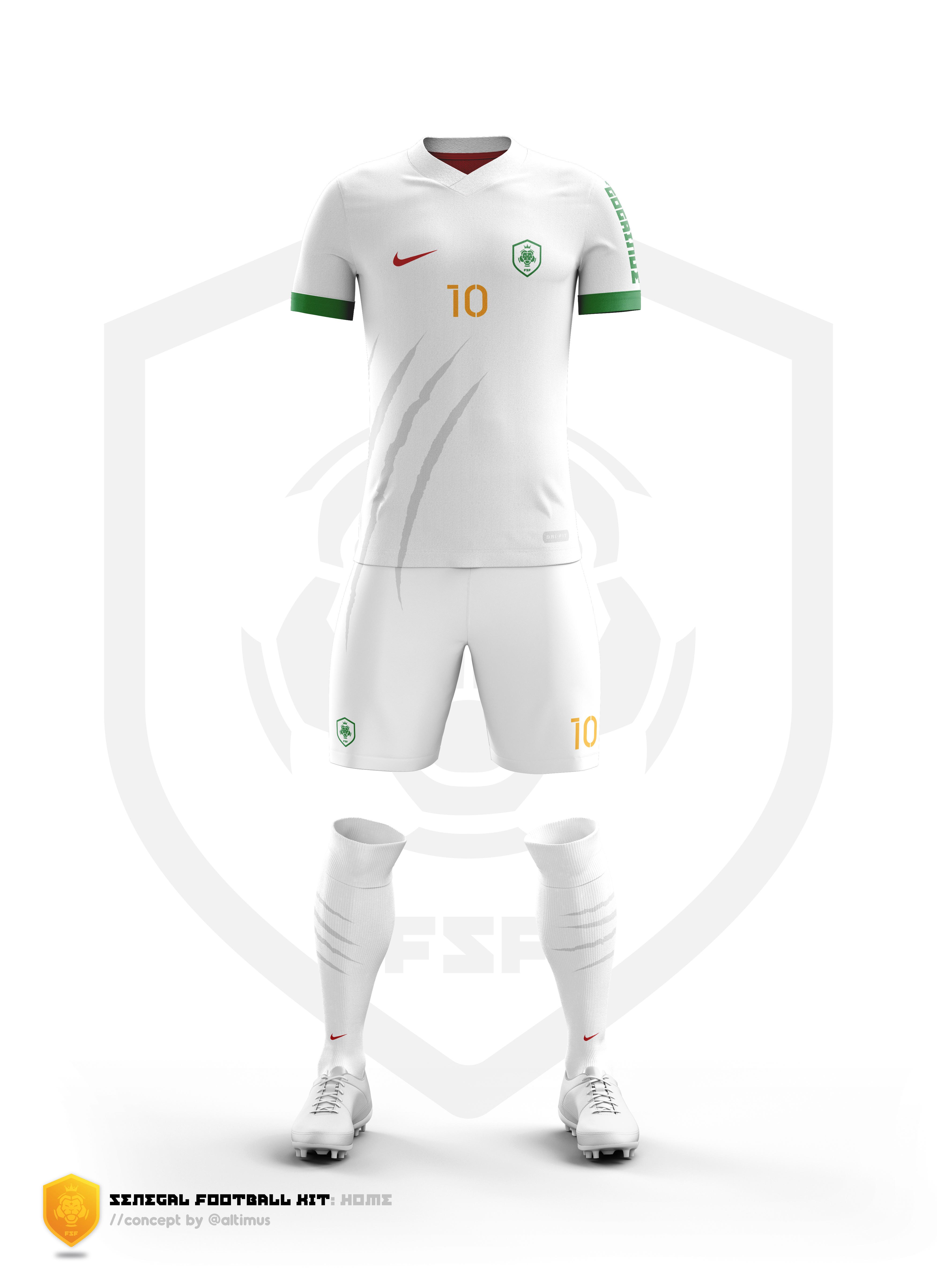 altimus, Equipe Nationale du sénégal, équipementier des lions, Football, Lions du Sénégal