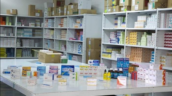 Barra Sylla, contre-façon, médicaments