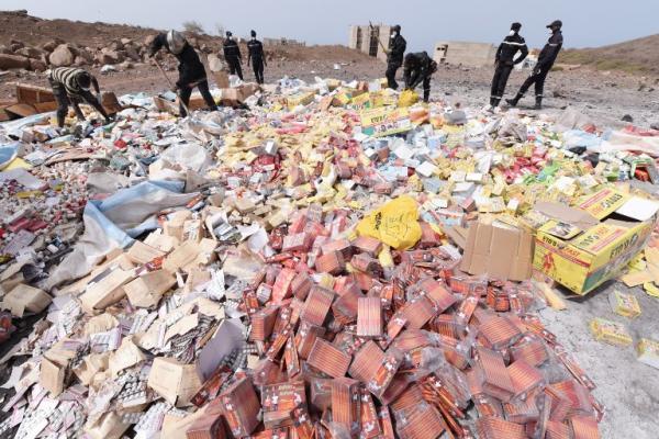 gendarmerie, médicaments, milliard, Touba