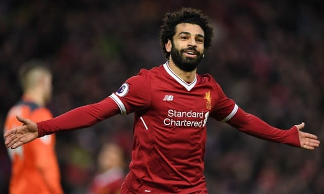 Liverpool, Record, Salah