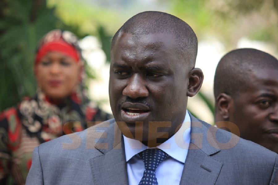 caisse d'avance, Khalifa Sall, khalil kamara, Macky Sall, Mairie de Dakar, Moussa Tine